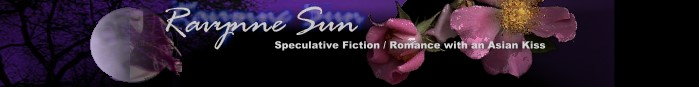 Ravynne Sun :: Speculative Fiction with a touch of Romance